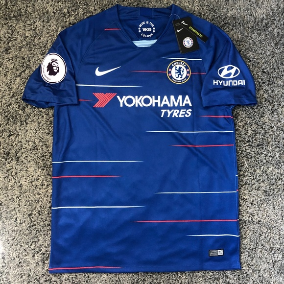 finest selection 0bf92 1caf5 Hazard Chelsea #10 Jersey 2018-2019 Home Medium